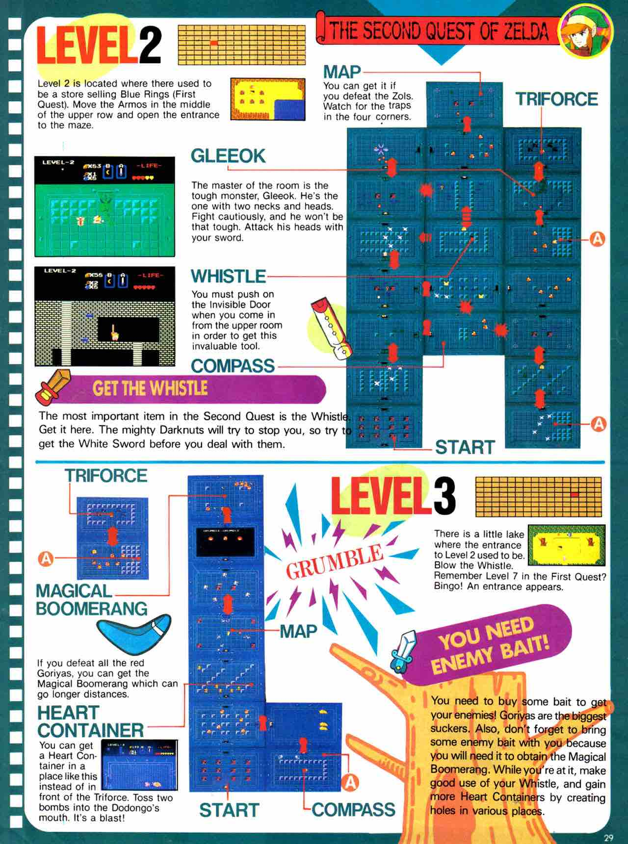 Nintendo Power   July August 1988 - pg 29