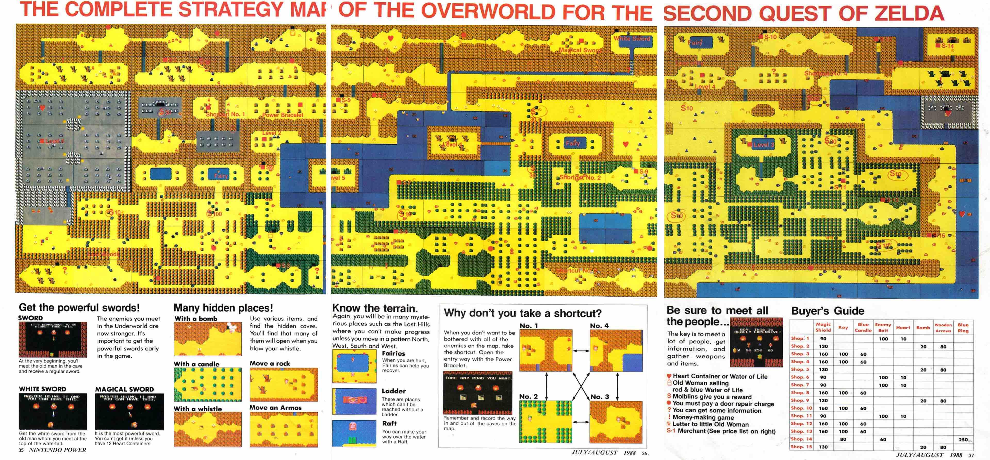 Nintendo Power   July August 1988 - pg 35-37