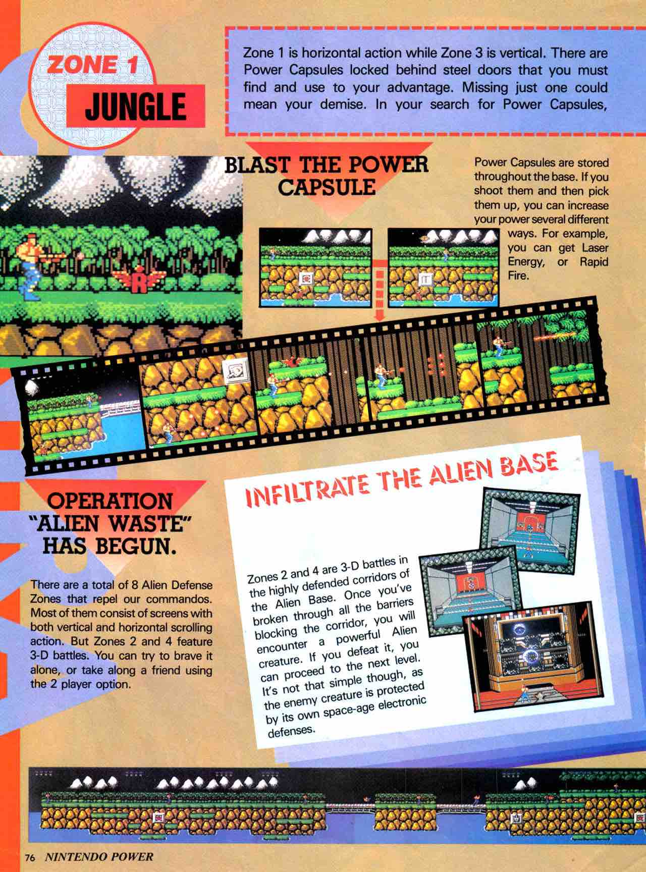 Nintendo Power | July August 1988 - pg 76