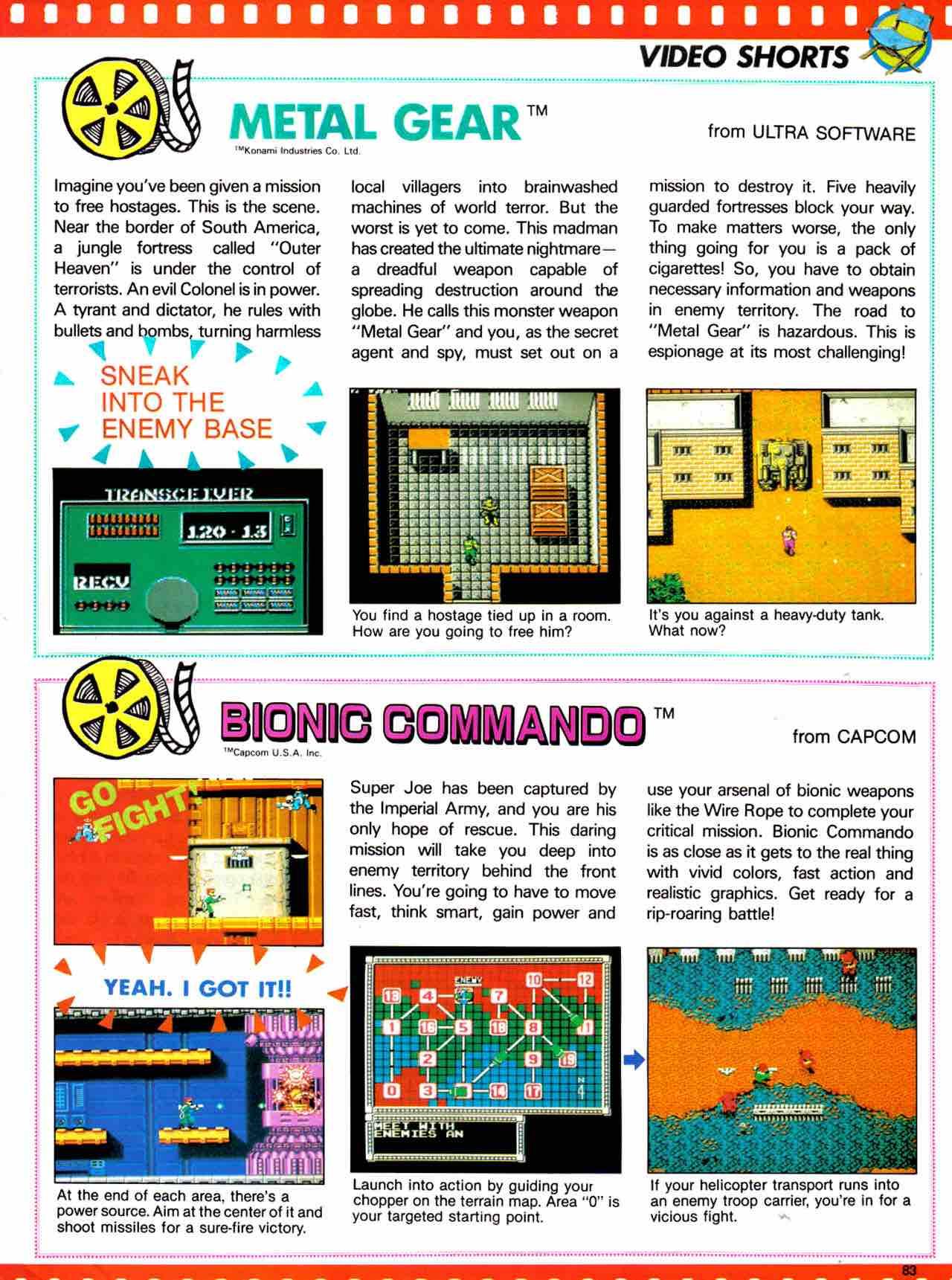 Nintendo Power | July August 1988 - pg 83