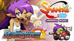 Shantae: Half-Genie Hero Gets Free Blaster Master Zero DLC