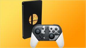 Super Smash Bros. Ultimate Pro Controller & Special Edition Announced
