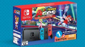 Walmart Nets Exclusive Nintendo Switch System Bundle