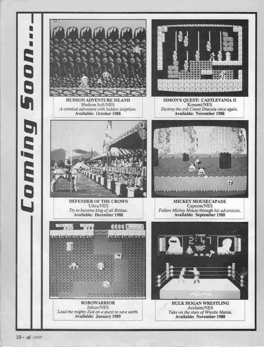 Electronic Game Player | Sept Oct 1988-10