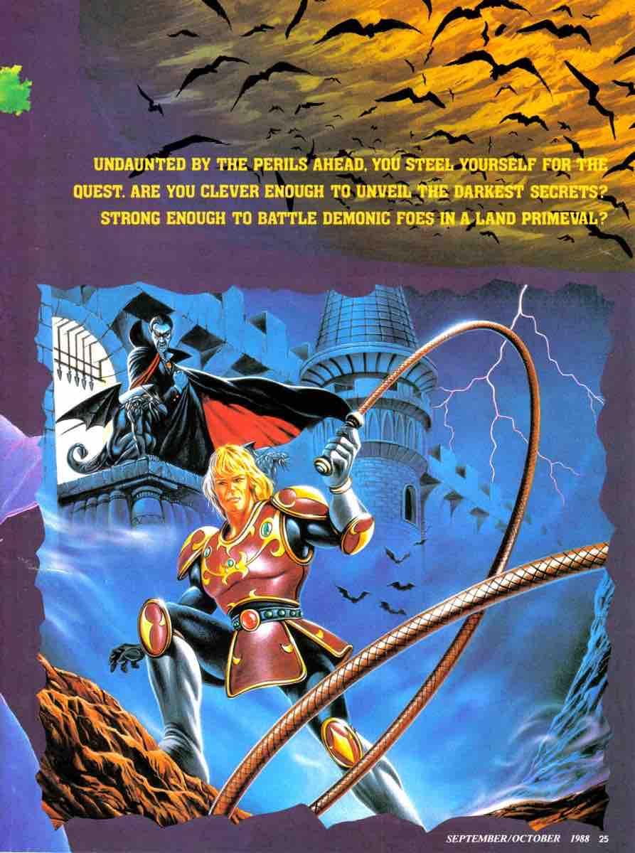 Nintendo Power | Sept Oct 1988-25