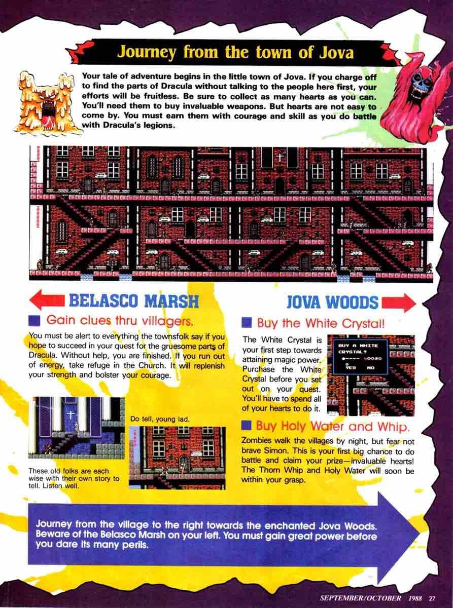 Nintendo Power | Sept Oct 1988-27