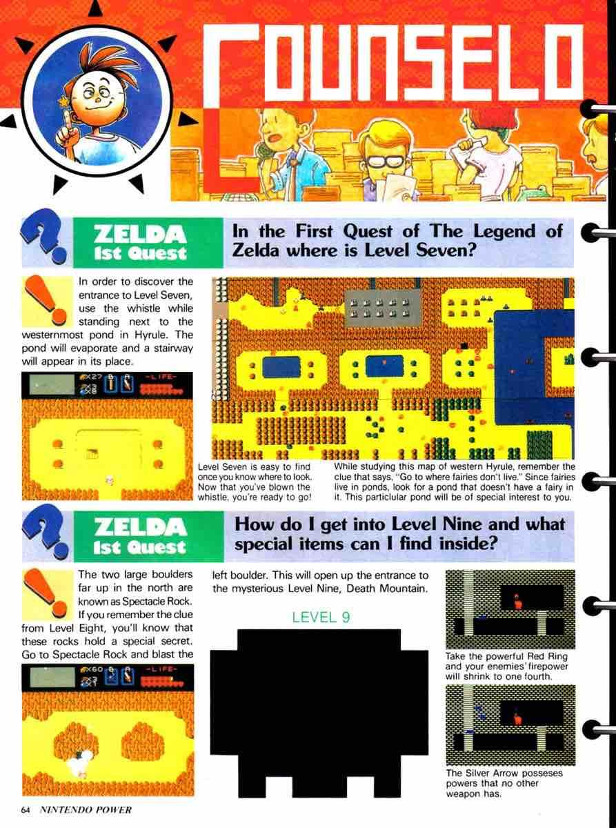 Nintendo Power   Sept Oct 1988-64