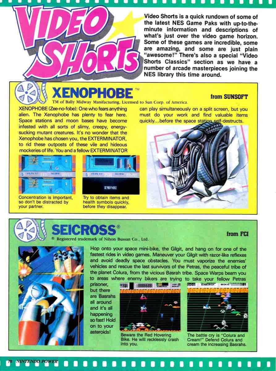 Nintendo Power | Sept Oct 1988-78