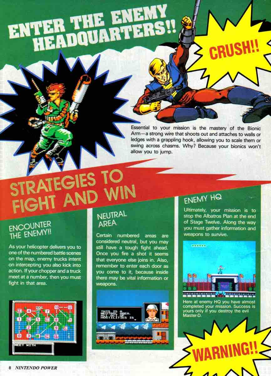 Nintendo Power   Sept Oct 1988-8