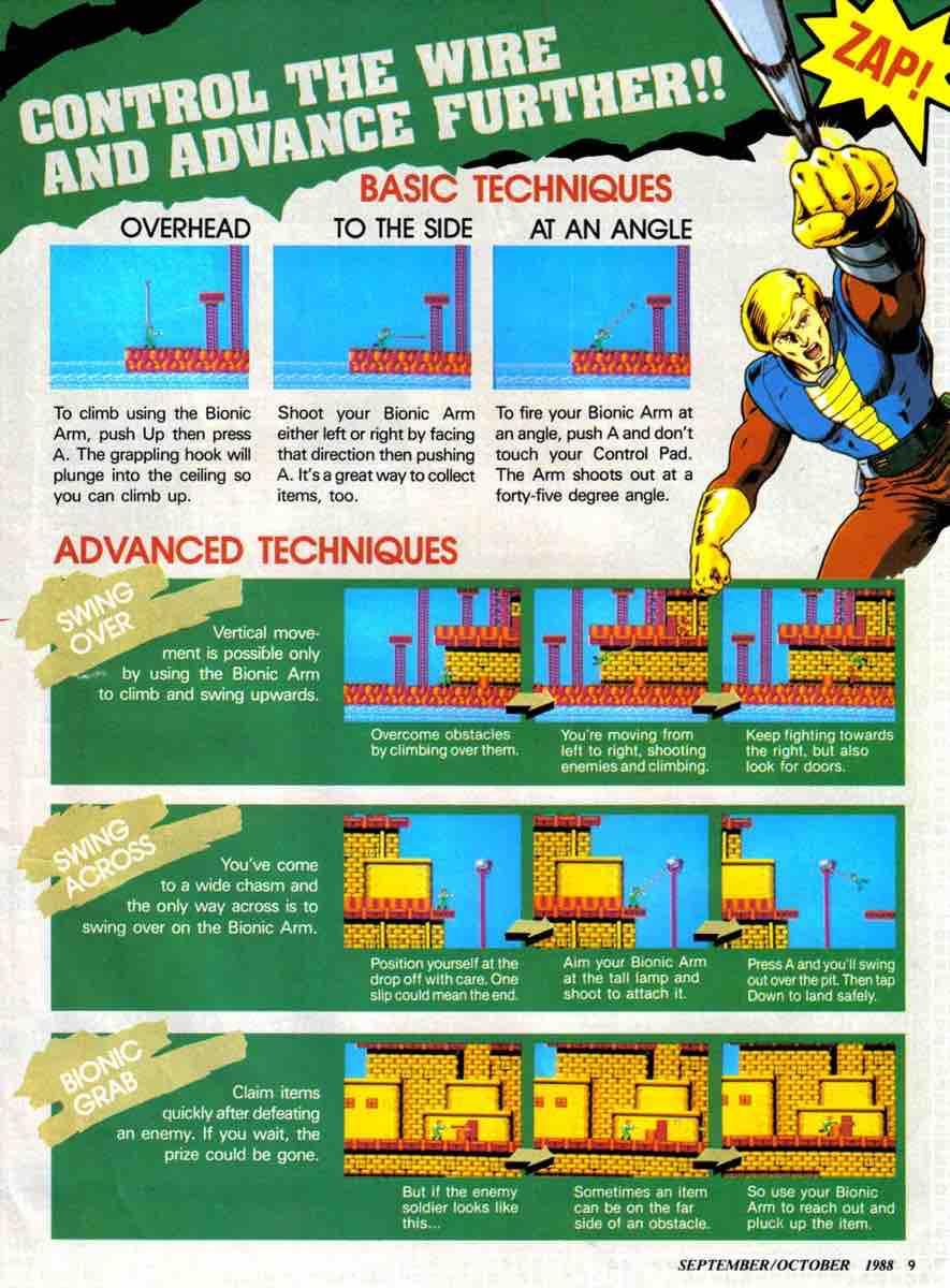 Nintendo Power   Sept Oct 1988-9