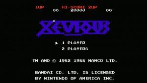 Xevious (NES) Game Hub