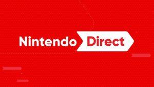 Nintendo Direct Press Release