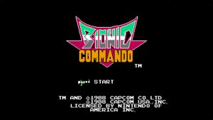 Bionic Commando (NES) Game Hub