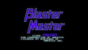 Blaster Master (NES) Game Hub