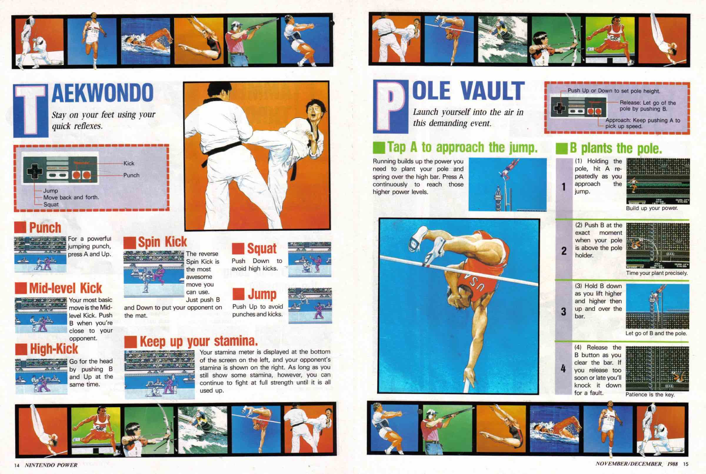 Nintendo Power | Nov Dec 1988-14-15