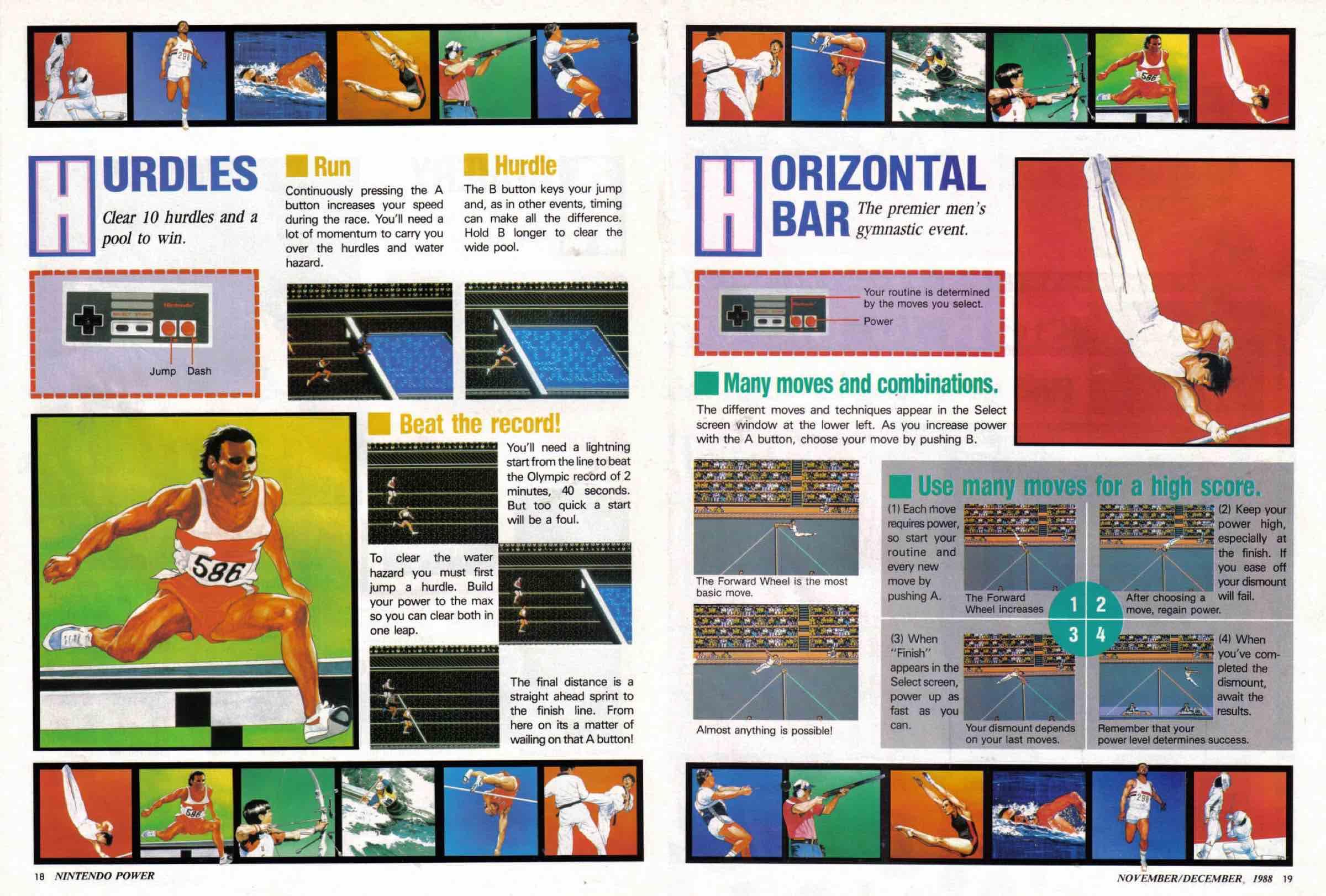 Nintendo Power | Nov Dec 1988-18-19