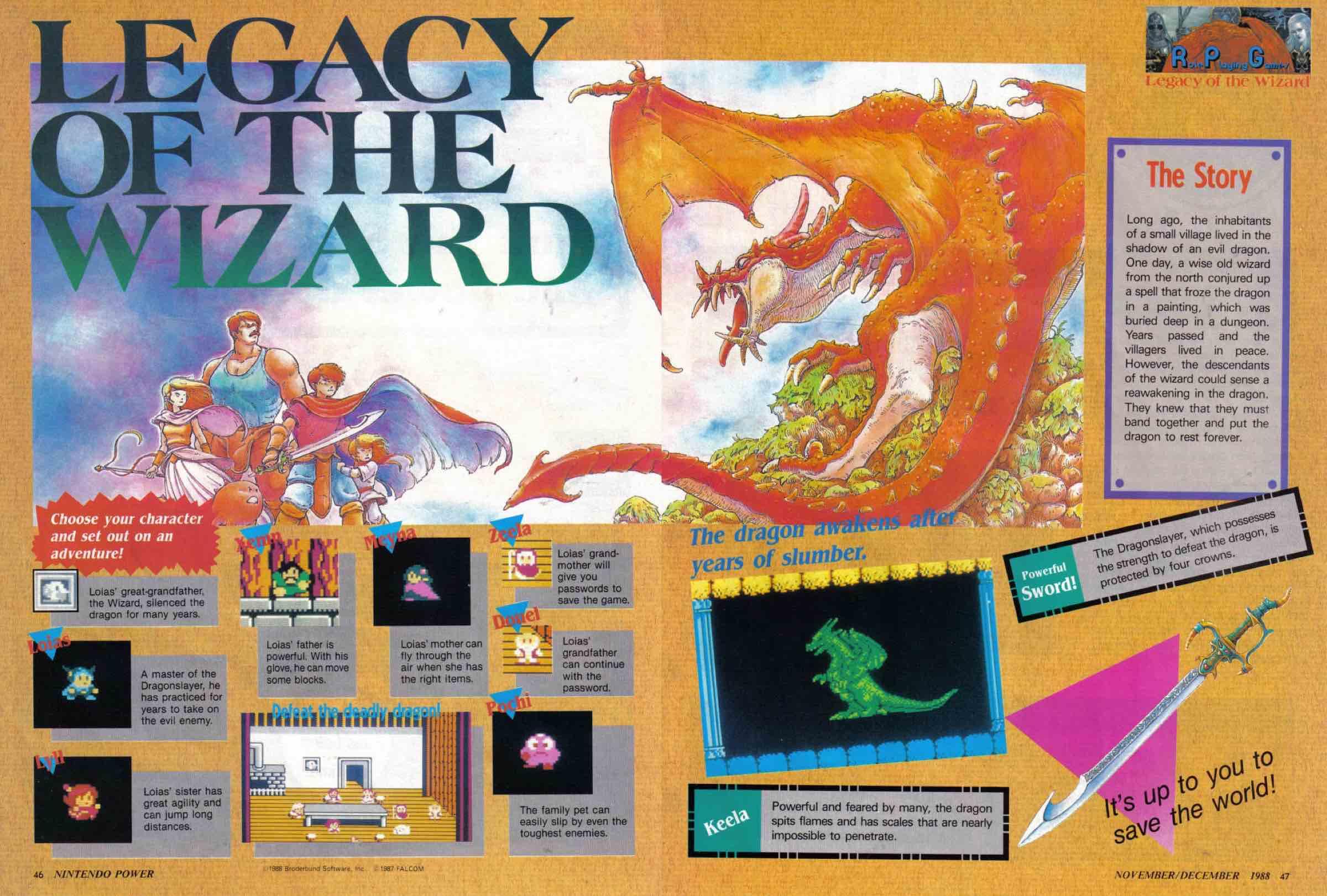 Nintendo Power   Nov Dec 1988-46-47