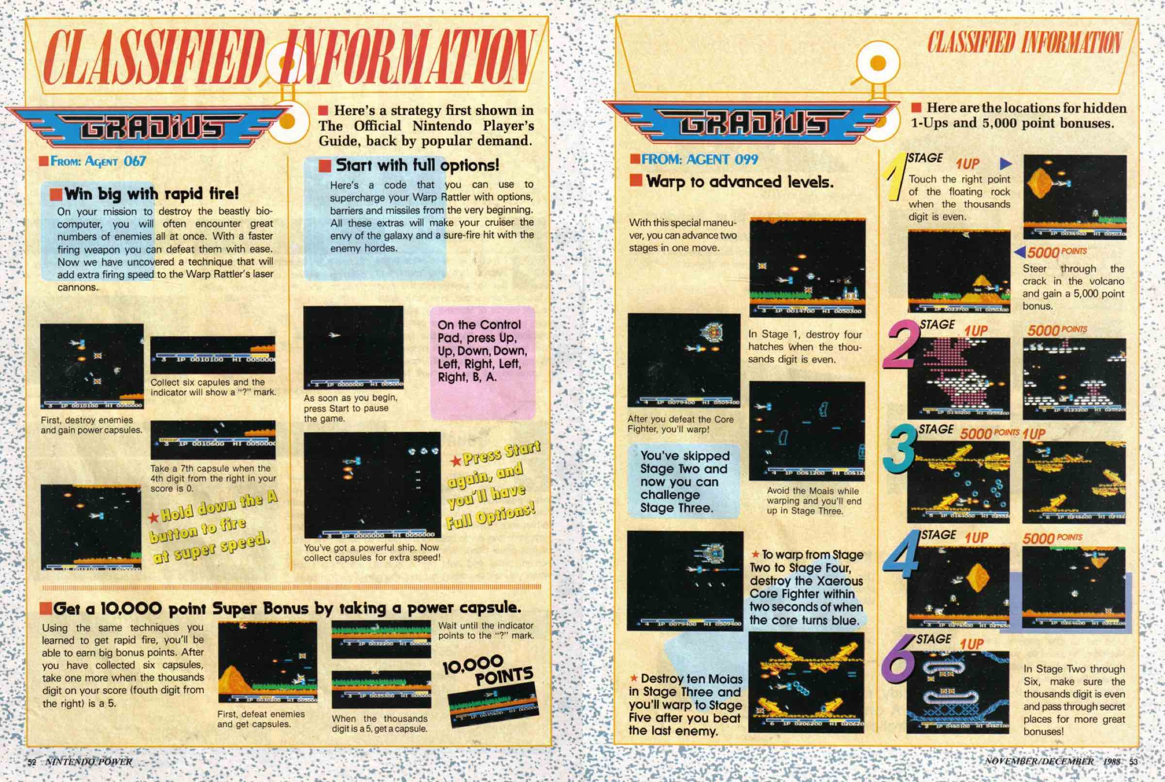 Nintendo Power | Nov Dec 1988-52-53