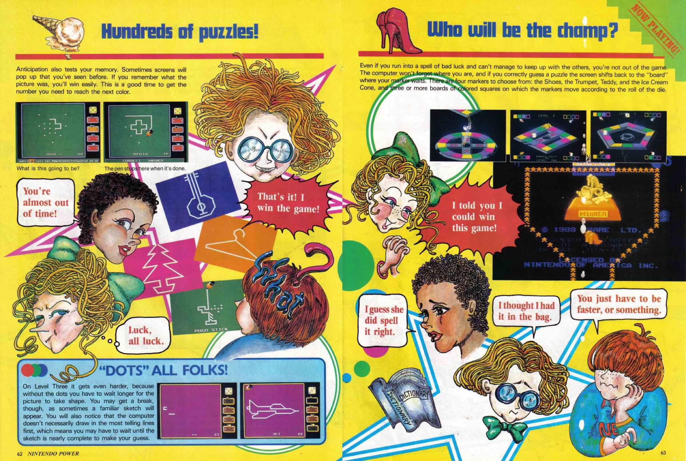 Nintendo Power   Nov Dec 1988-62-63