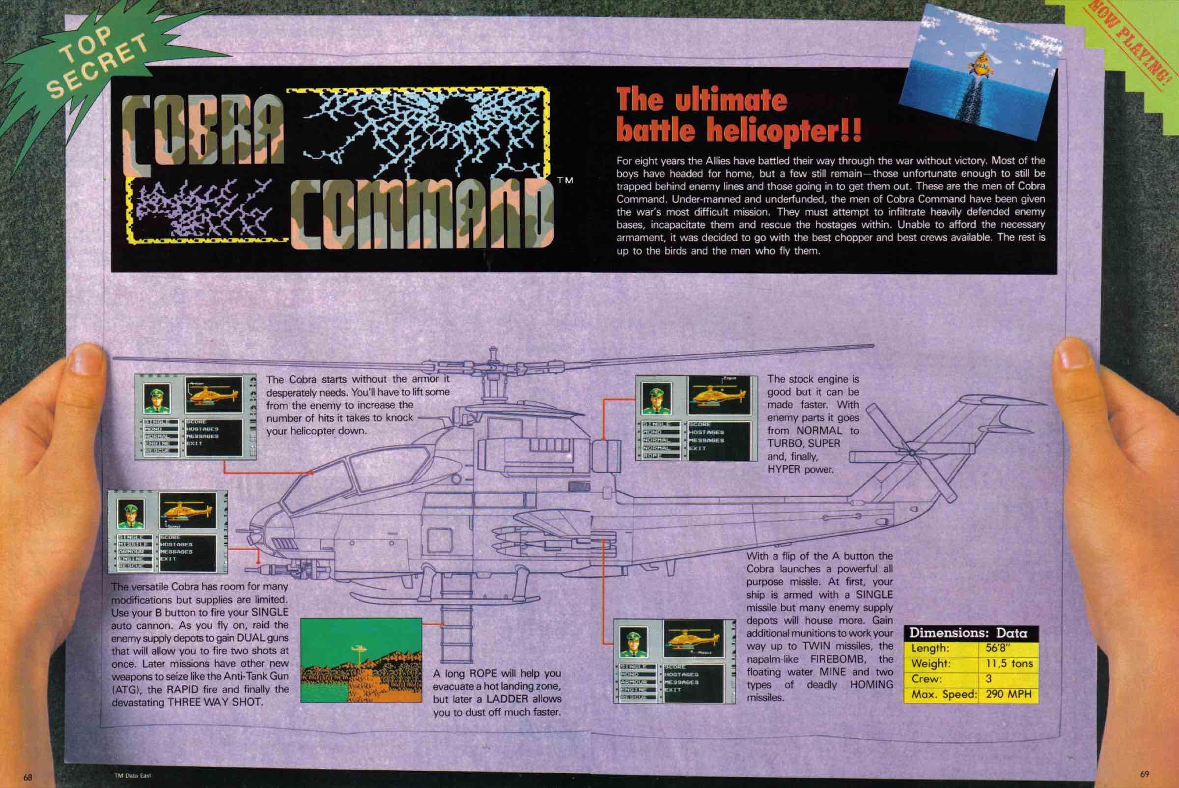 Nintendo Power | Nov Dec 1988-68-69