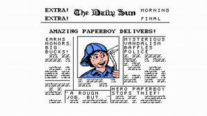 Paperboy (NES) Game Hub