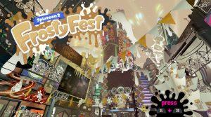 Splatoon 2 Frosty Fest Brings Winter Wonderland To The Switch