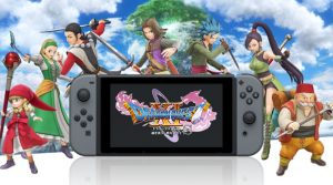 Dragon Quest XI S Comes To Japan In 2019