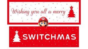Nintendo Times Radio 78: We Wish You A Merry Switchmas!