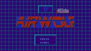 Airwolf (NES) Game Hub