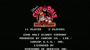 Chip 'N Dale Rescue Rangers (NES) Game Hub