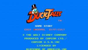 DuckTales (NES) Game Hub