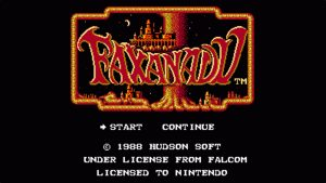 Faxanadu (NES) Game Hub