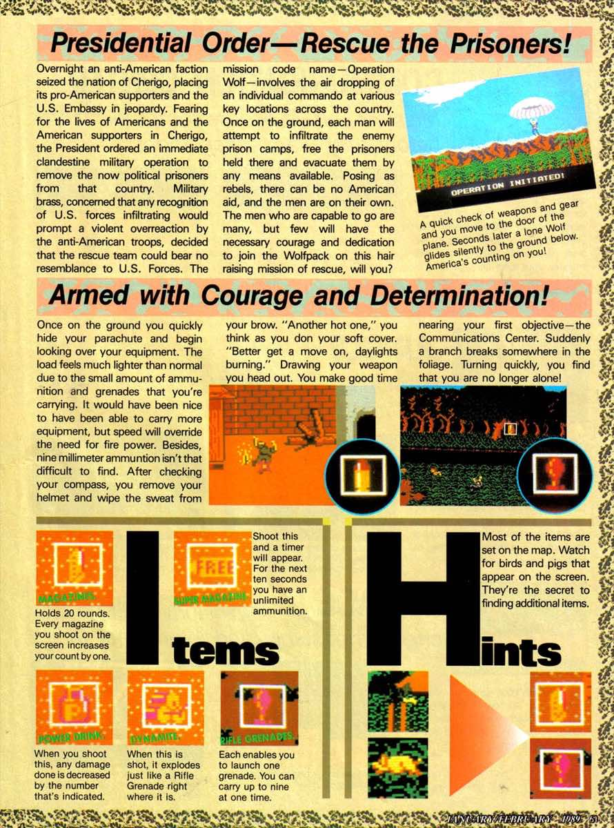 Nintendo Power | Jan Feb 1989-61