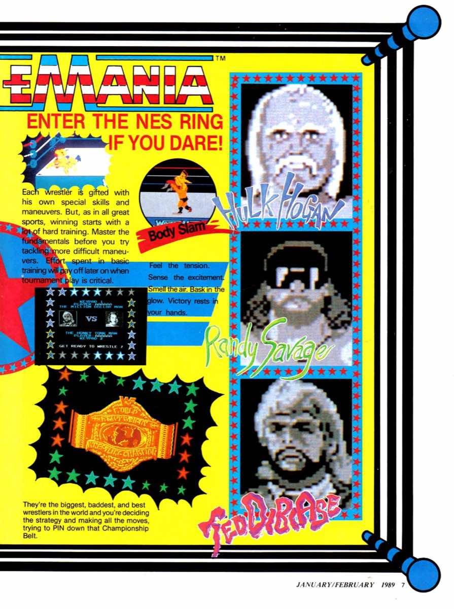 Nintendo Power   Jan Feb 1989-7