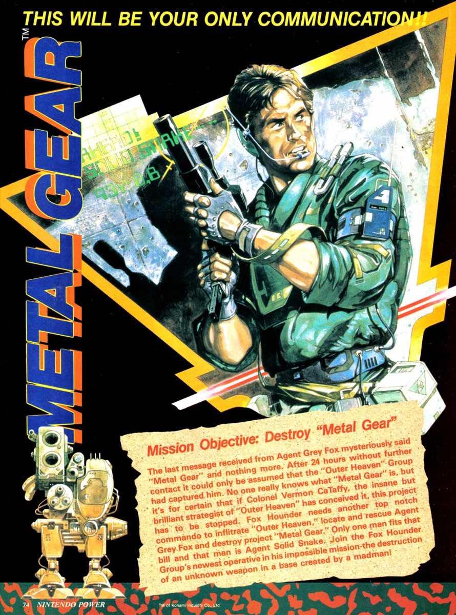 Nintendo Power | Jan Feb 1989-74
