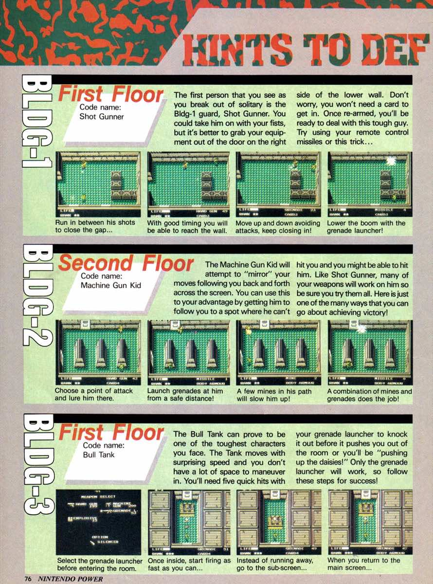 Nintendo Power | Jan Feb 1989-76