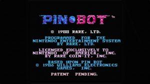 Pin Bot (NES) Game Hub