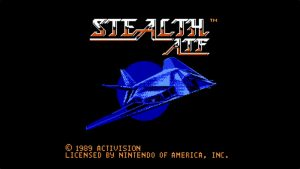 Stealth ATF (NES) Game Hub