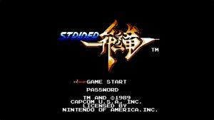 Strider (NES) Game Hub