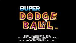 Super Dodge Ball (NES) Game Hub