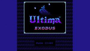Ultima: Exodus (NES) Game Hub
