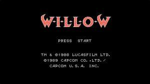 Willow (NES) Game Hub