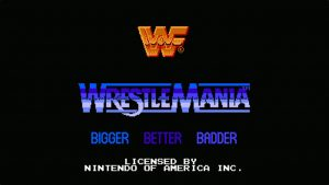 WWF Wrestlemania (NES) Game Hub