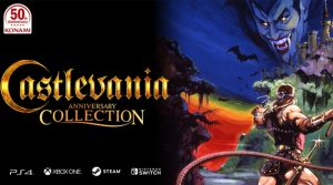 Castlevania Anniversary Collection Haunts Switch This Summer