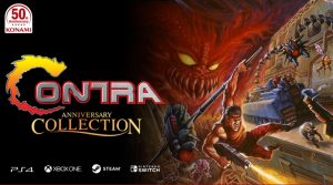 Contra Anniversary Collection Includes NES Contra