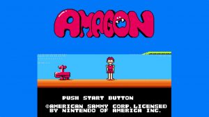Amagon (NES) Game Hub