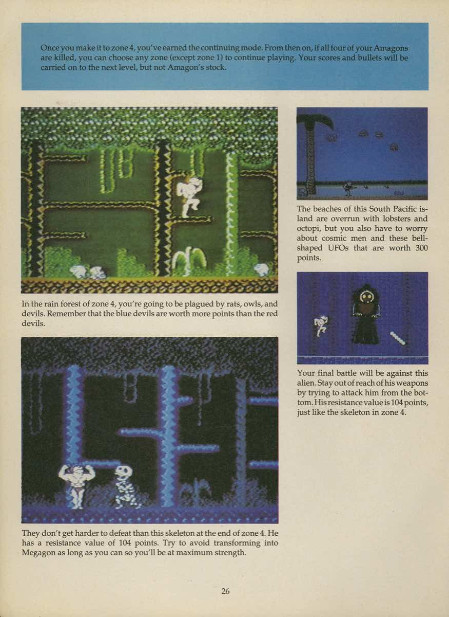 Game Player's Strategy Guide to Nintendo Games Issue 2 Pg. 026