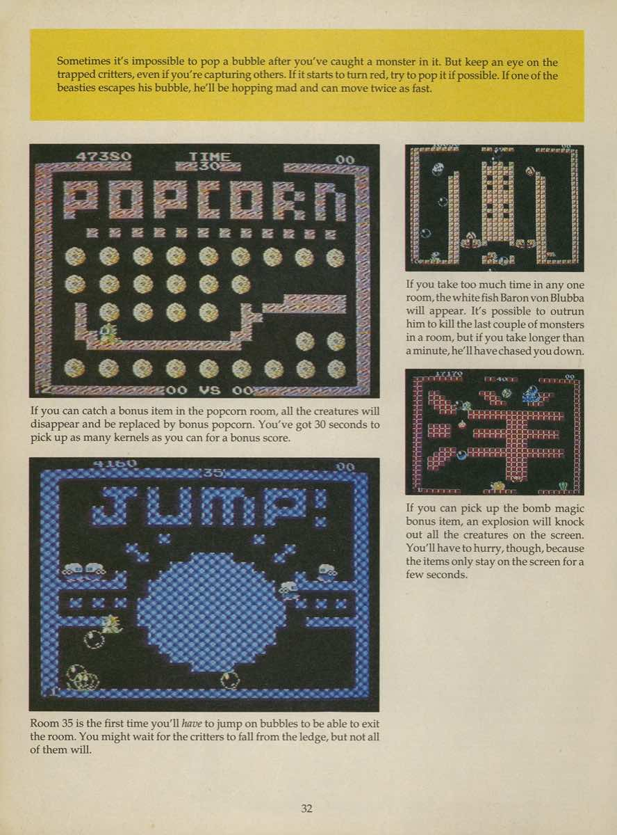 Game Player's Strategy Guide to Nintendo Games Issue 2 Pg. 032