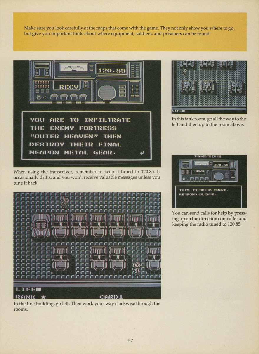 Game Player's Strategy Guide to Nintendo Games Issue 2 Pg. 057