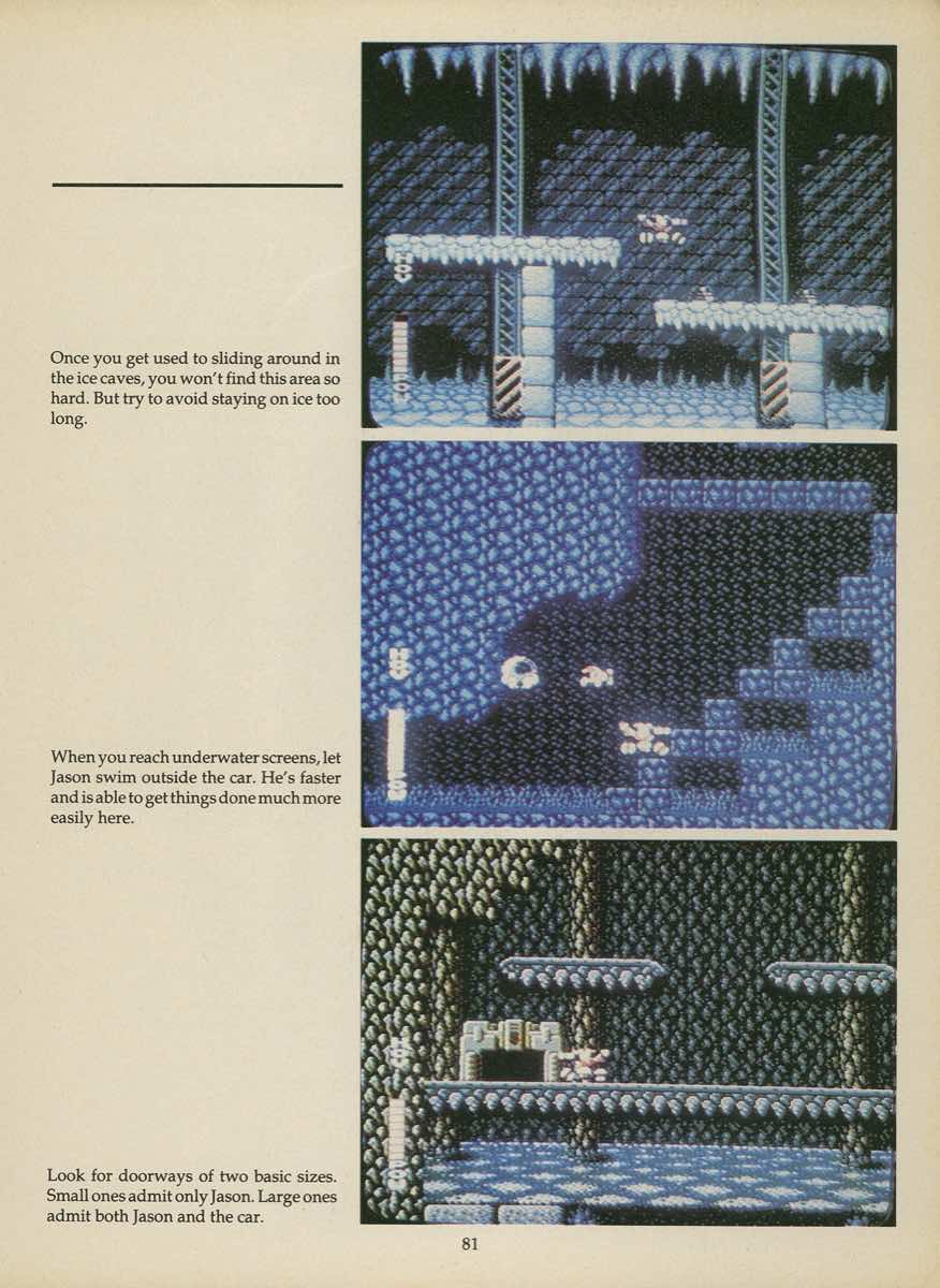 Game Player's Strategy Guide to Nintendo Games Issue 2 Pg. 081
